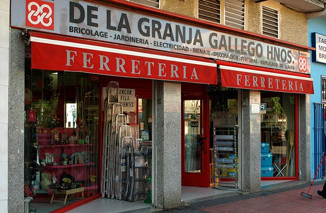 Ferretería de la Granja Hermano - Calle Barcelona